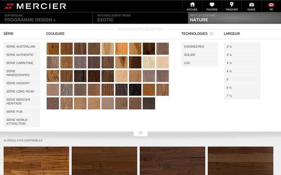 ... Mercier Wood Flooring apk screenshot ... - Mercier Wood Flooring APK Download - Free Productivity APP For