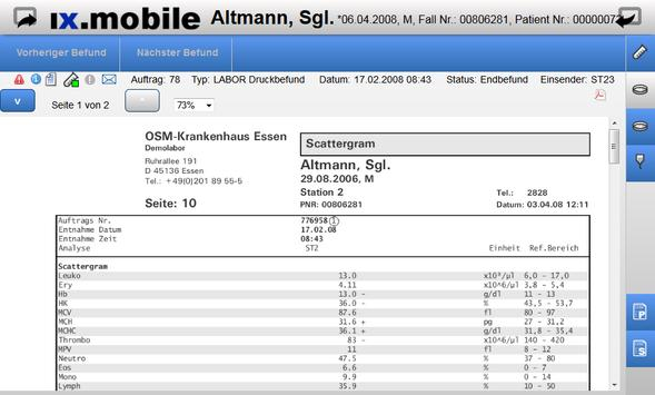 ix.mobile 2016 apk screenshot