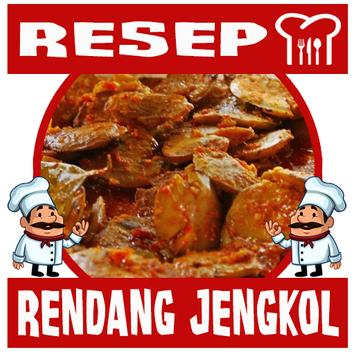 Resep Masakan Rendang Jengkol poster