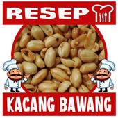 Resep Kacang Bawang icon