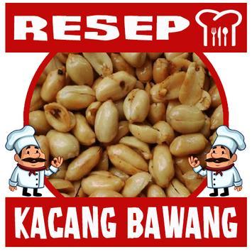 Resep Kacang Bawang poster