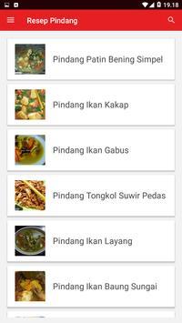 Resep Pindang screenshot 1