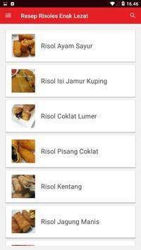 Resep Risoles Enak Lezat screenshot 1