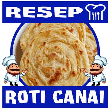 Resep Roti Canai poster
