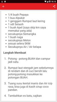 Resep Sop Buah screenshot 2