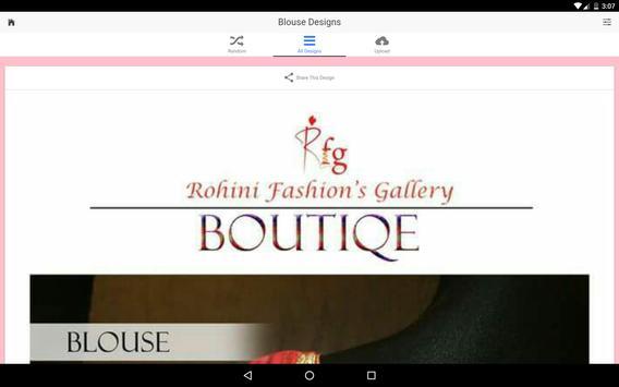 Blouse Designs apk screenshot