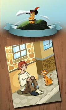 Puss in boots - Tales & interactive book screenshot 2
