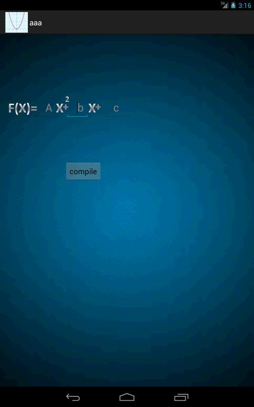 Function Solver APK Download - Free Education APP for Android ...