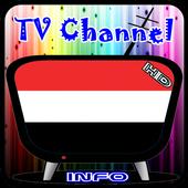 Info TV Channel Yemen HD icon