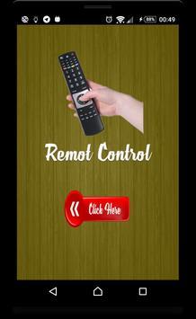 Remot Control 4 Smart Tvs apk screenshot