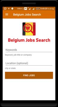 Jobs in Belgium - Belgium Jobs poster