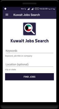 Kuwait Jobs - Jobs in Kuwait poster
