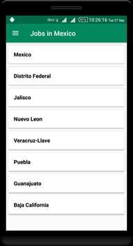 Mexico Jobs - Jobs in Mexico screenshot 2