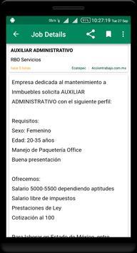 Mexico Jobs - Jobs in Mexico screenshot 6