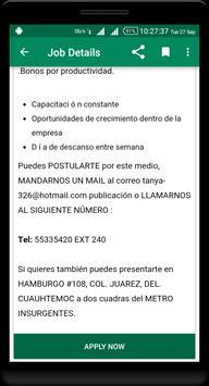 Mexico Jobs - Jobs in Mexico screenshot 7