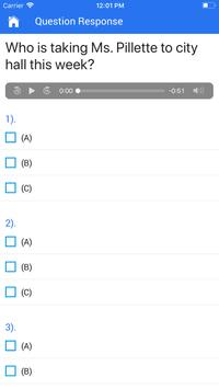 TOEIC Sample Tests screenshot 11