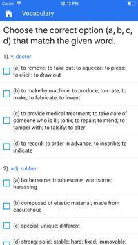 TOEIC Sample Tests screenshot 7