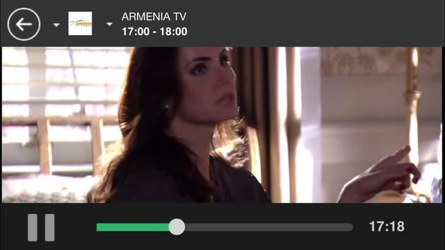 Haykakan TV apk screenshot