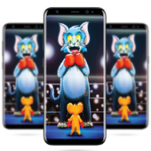 Hd Wallpapers For Tom And Jerry Fans For Android Apk Download