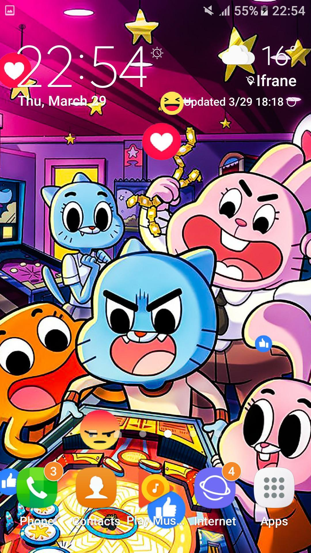 Hd Wallpapers For Gumball Fans For Android Apk Download