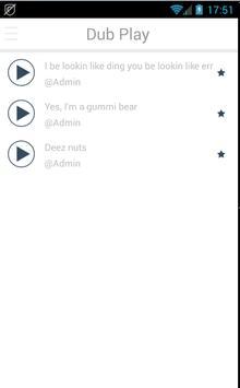 Dub Play Dubmash Videos apk screenshot