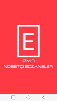 İzmir Nöbetçi Eczaneleri poster