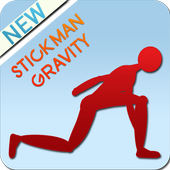 Stickman Gravity icon