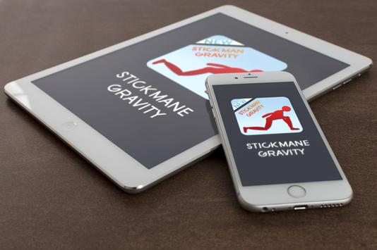 Stickman Gravity apk screenshot