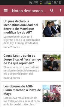 La Izquierda Diario screenshot 2