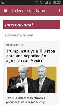 La Izquierda Diario apk screenshot