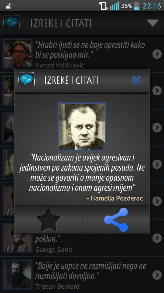 Izreke I Citati For Android Apk Download