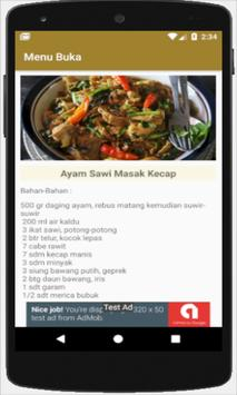 Menu Buka Puasa 2018 screenshot 2