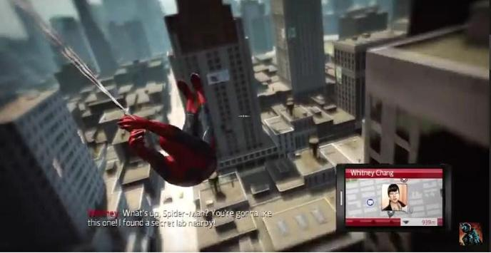 BEST GUIDE AMAZING SPIDERMAN screenshot 5