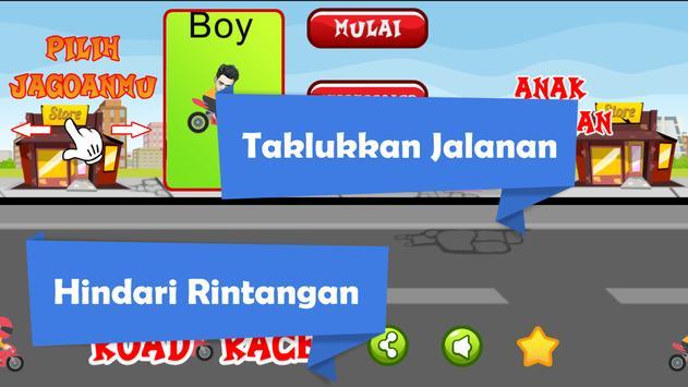 Boy Anak Jalanan Balap Liar poster