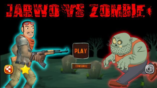 Kopral Jarwo Lawan Zombie poster