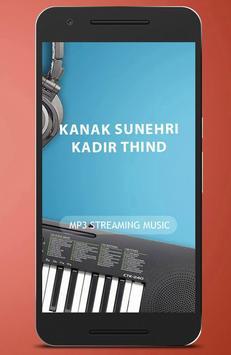 Kanak Sunehri - Kadir Thind Songs poster