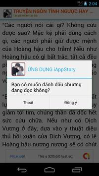 Truyện Ngôn Tình Ngược - Offline screenshot 4