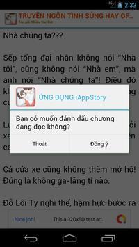Truyện Ngôn Tình Sủng - Offline screenshot 4