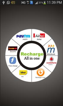 Recharge All In One poster
