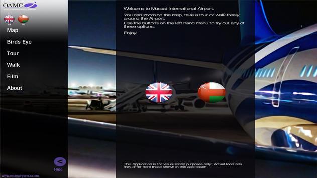 Muscat Walkthrough poster