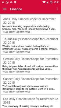 Horoscopes For All People apk screenshot