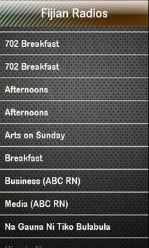 Fijian Radio Fijian Radios screenshot 1
