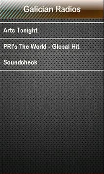 Galician Radio Galician Radios screenshot 1