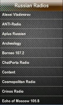 Russian Radio Russian Radios poster