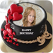 Photo On Cake