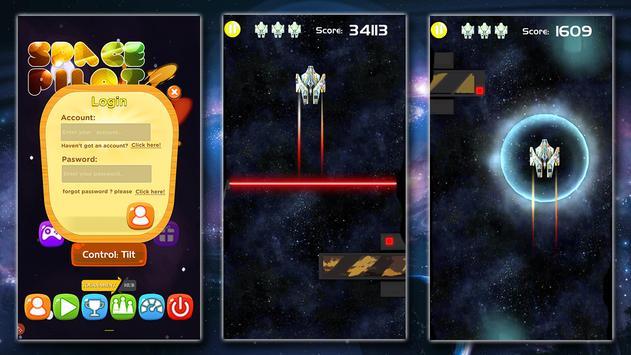Space Pilot apk screenshot