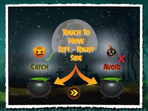 Catch The Pumpkin screenshot 1