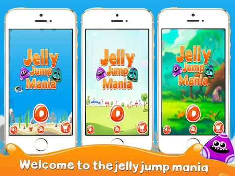 Jelly Jump Mania poster
