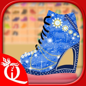 Princess Shoes Designer icon