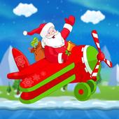 Santa Vs Airplane icon